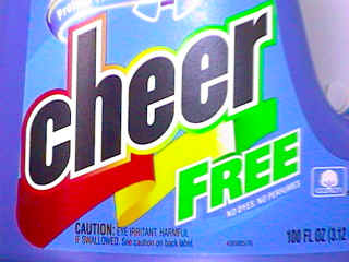 Cheer Free Laundry Detergent