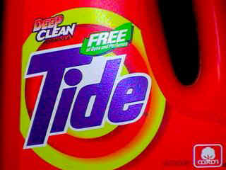 Tide Free Its the Best for Cotton Fabrics